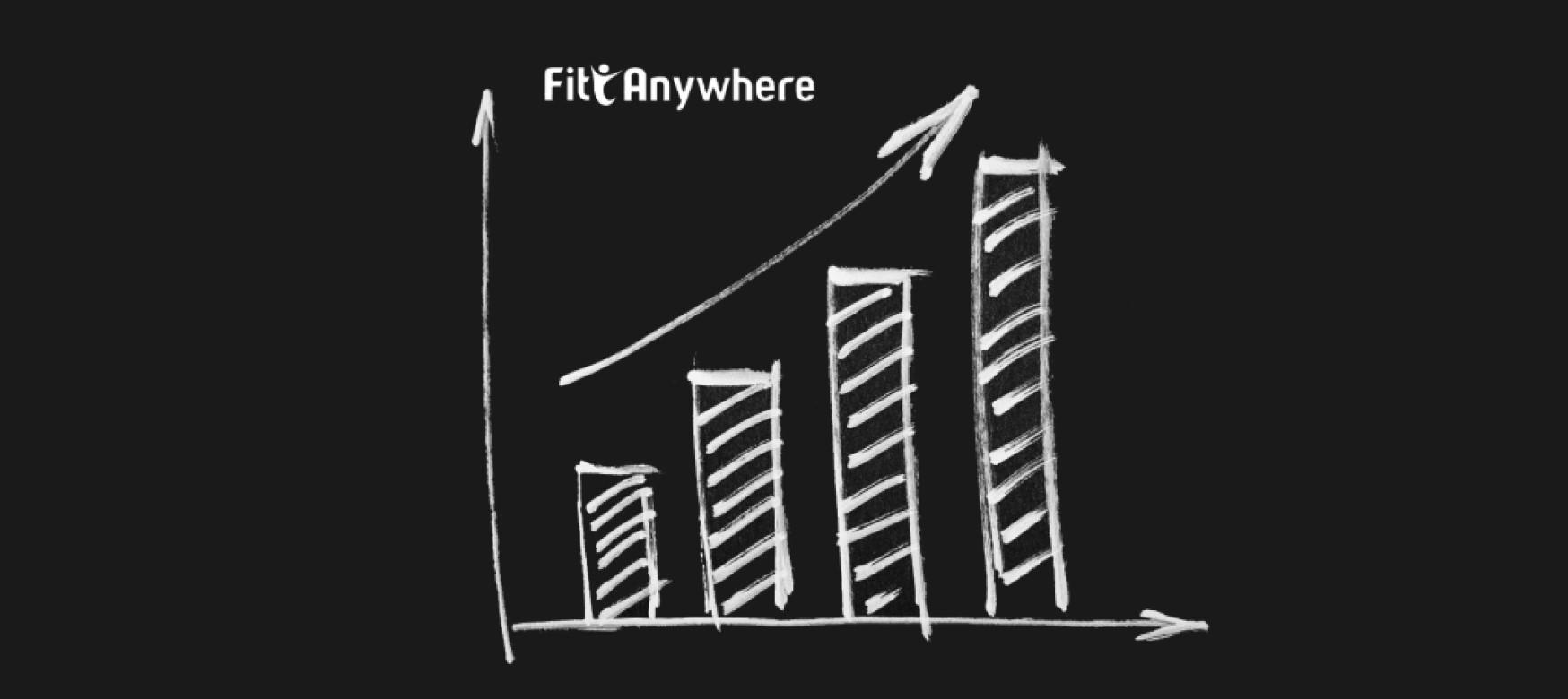 Fit Anywhere: App ultrapassa a marca de 1500 condomínios cadastrados